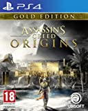Assassin's Creed Origins Gold Edition (PS4)