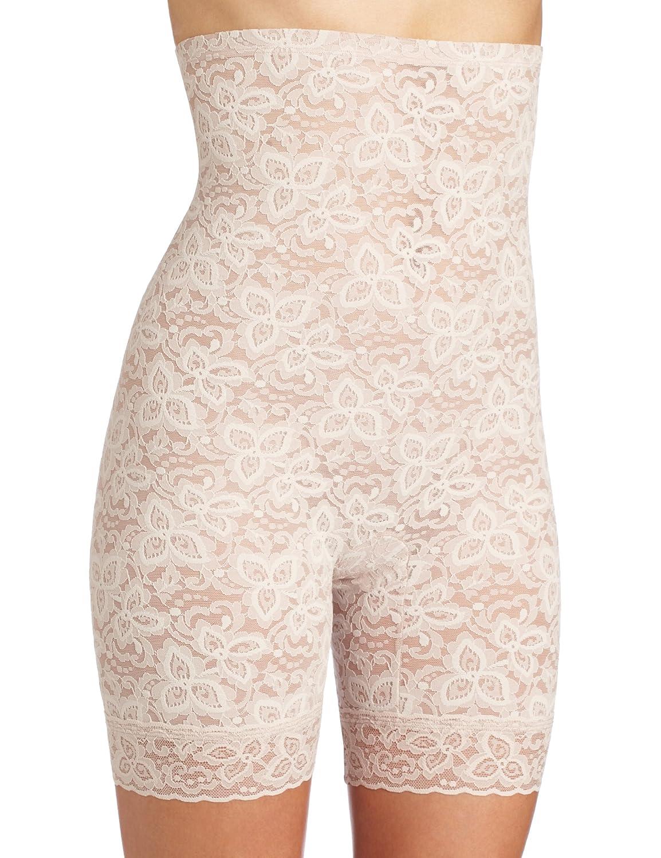 Bali Women's Shapewear Lace 'N Smooth High-Waist Thigh Slimmer Bali Shapewear-Hanesbrands 8L11