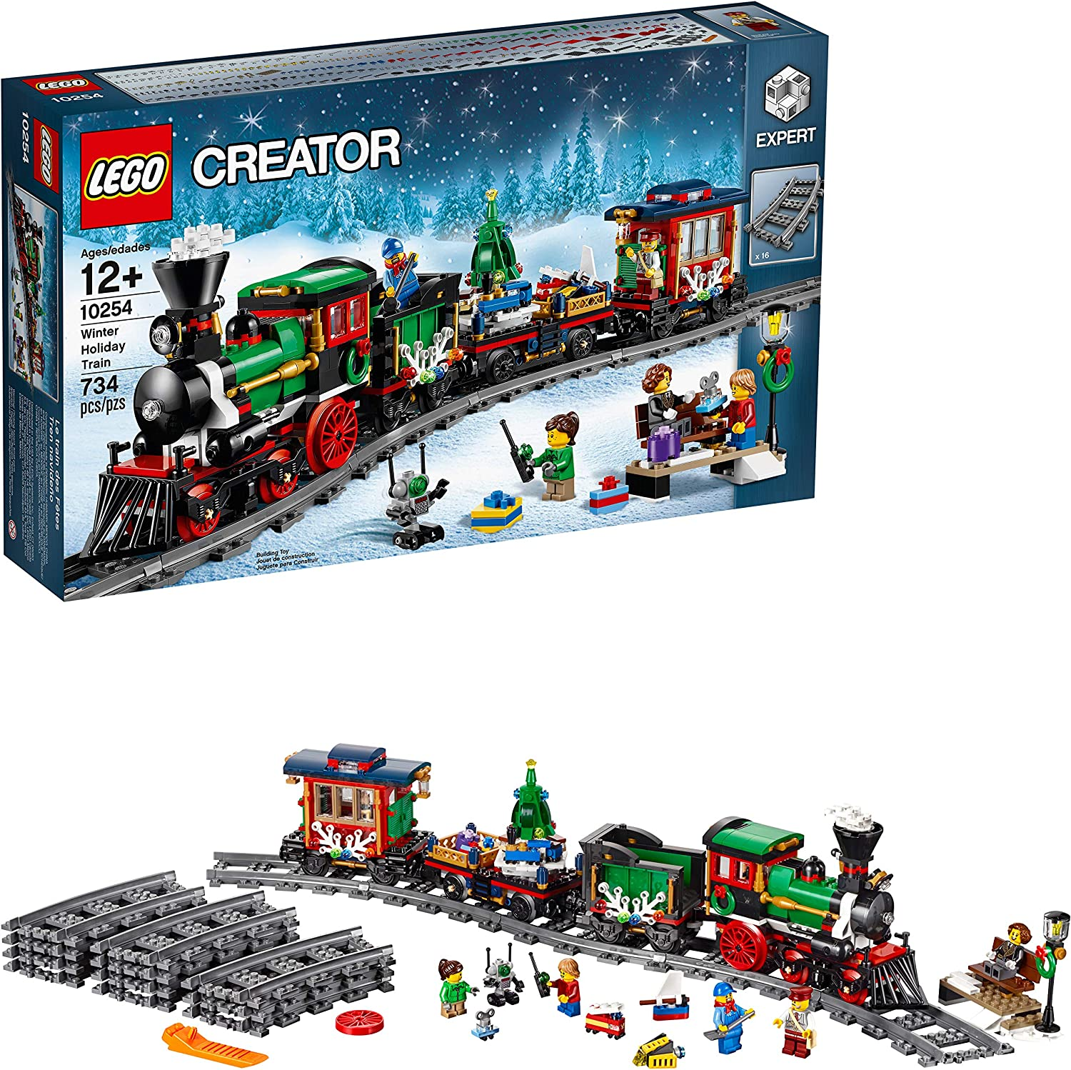 Top 9 Best LEGO Christmas Reviews in 2020 7