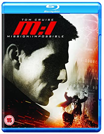Mission Impossible 1996 1080p BluRay x264 AAC 5 1-Hon3y