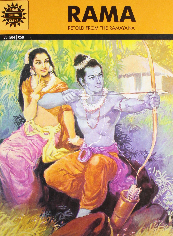 Amar Chitra Katha English Pdf