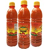 Praise Red Palm Oil, 16 Oz / 500 ml - Zomi