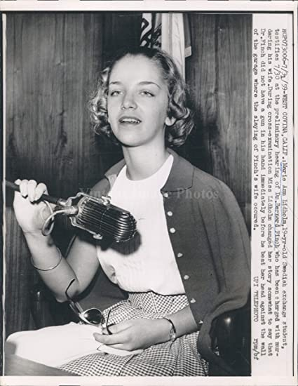 Amazon com: 1959 Photo West Covina CA Marie Ann Lindholm Swedish