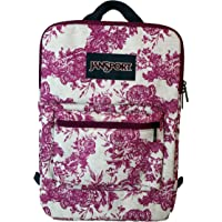 JanSport Digital SuperBreak Sleeve Backpack (Berrylicious Vintage Floral)