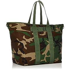 MIS Super Tote Bag MIS-1008: Woodland