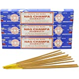 Nag Champa 15g–Indien Original, 3 boites