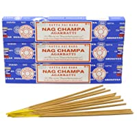 Satya Nag Champa 3 x Incense Sticks 15 gms
