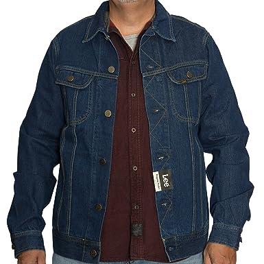 Hombre Jeans Chaqueta: Amazon.es: Ropa y accesorios