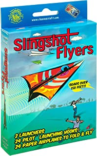 product image for Channel Craft Slingshot Flyers Paper Airplane Kit