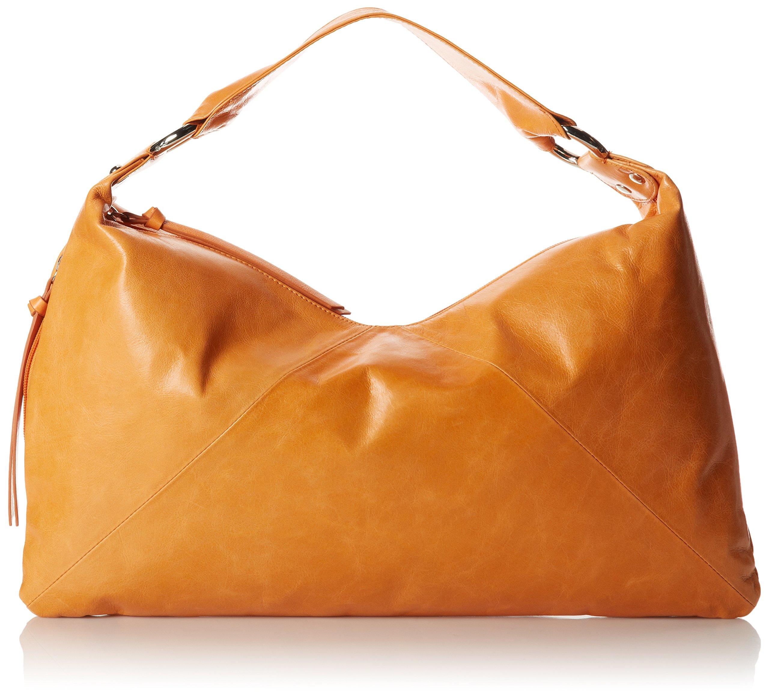 Hobo Paulette Hobo Tangerine Vintage Leather