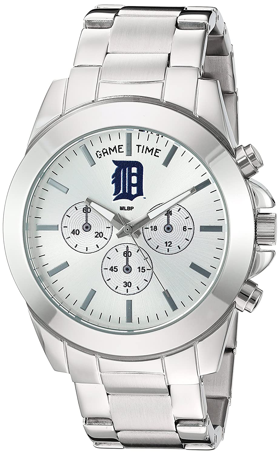 Game Time Womens knockout-mlb Watch B01FUYCEXQ デトロイトタイガーズ
