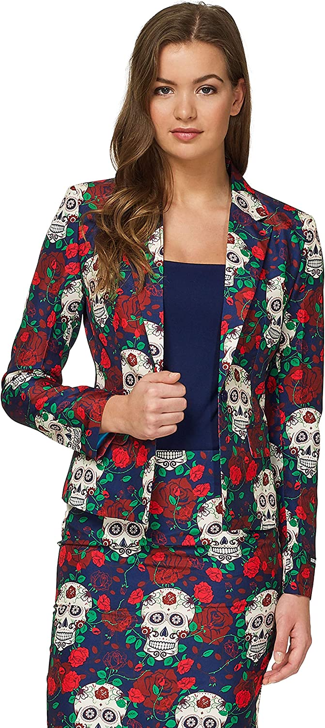 Pants /& Tie Suitmeister Fun Suits in Different Prints Includes Jacket