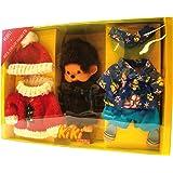 Nounours - C346-001 - Peluche - Coffret Kiki + Vêtements