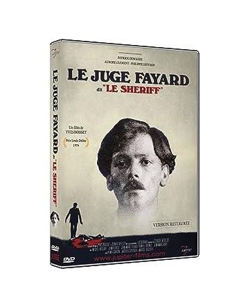 DIT SHÉRIFF LE LE FAYARD JUGE TÉLÉCHARGER