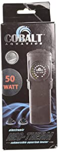 Cobalt Aquatics Neo-Therm heater 50W