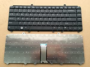 keyboard go go go new original laptop keyboard replacement for Dell Inspiron 1420 1520 1521 1525 1526 1540 1545 1410 black US black 1545
