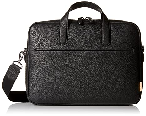 5f770e839de Amazon.com: ECCO Mads Laptop Bag 13