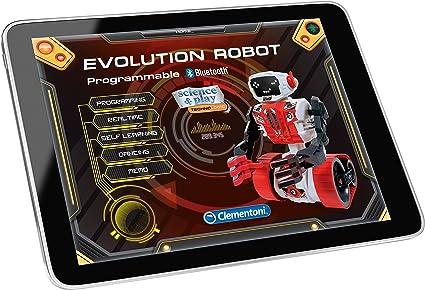 Amazon.es: Clementoni Evolution Robot (55191.0), color/modelo surtido