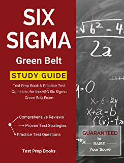 Certified Six Sigma Green Belt Handbook Ebook