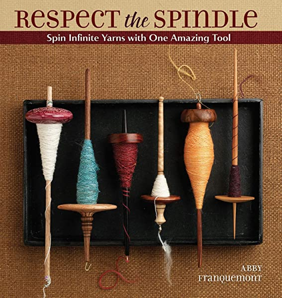 Respect The Spindle: Amazon.es: Franquemont, Abby: Libros en ...