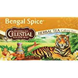 Celestial Seasonings Herbal Tea, Bengal Spice, (2 Pack)
