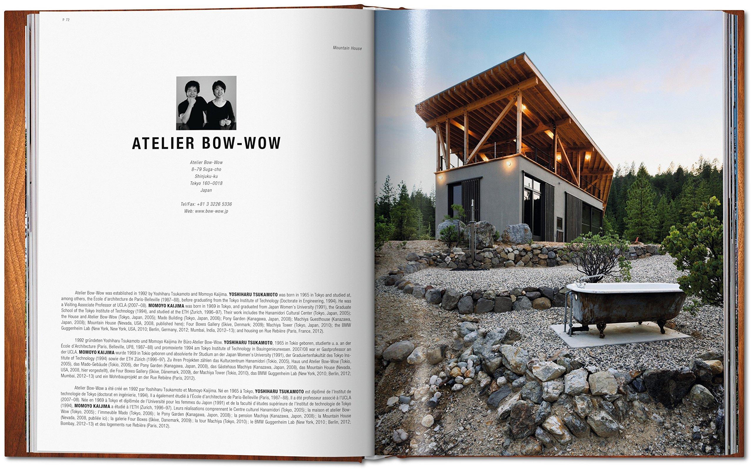 100 contemporary wood buildings philip jodidio 9783836542814 amazon com books