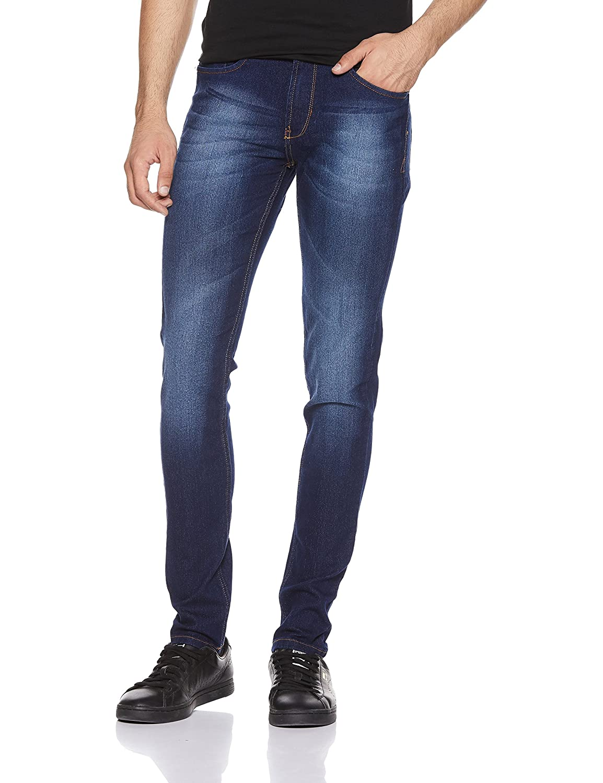 Newport by Unlimited Men's Slim Fit Jeans (276306211_BLUE-DS_32)