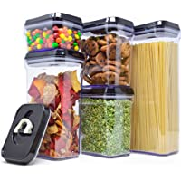 Royal 5-Piece Air-Tight Food Storage Container Set