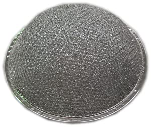 Duraflow Round Grease FIlter Fits GE WB2X2052 Nutone 13916-000 Rangeaire 610039 Broan 99010122, 99010221