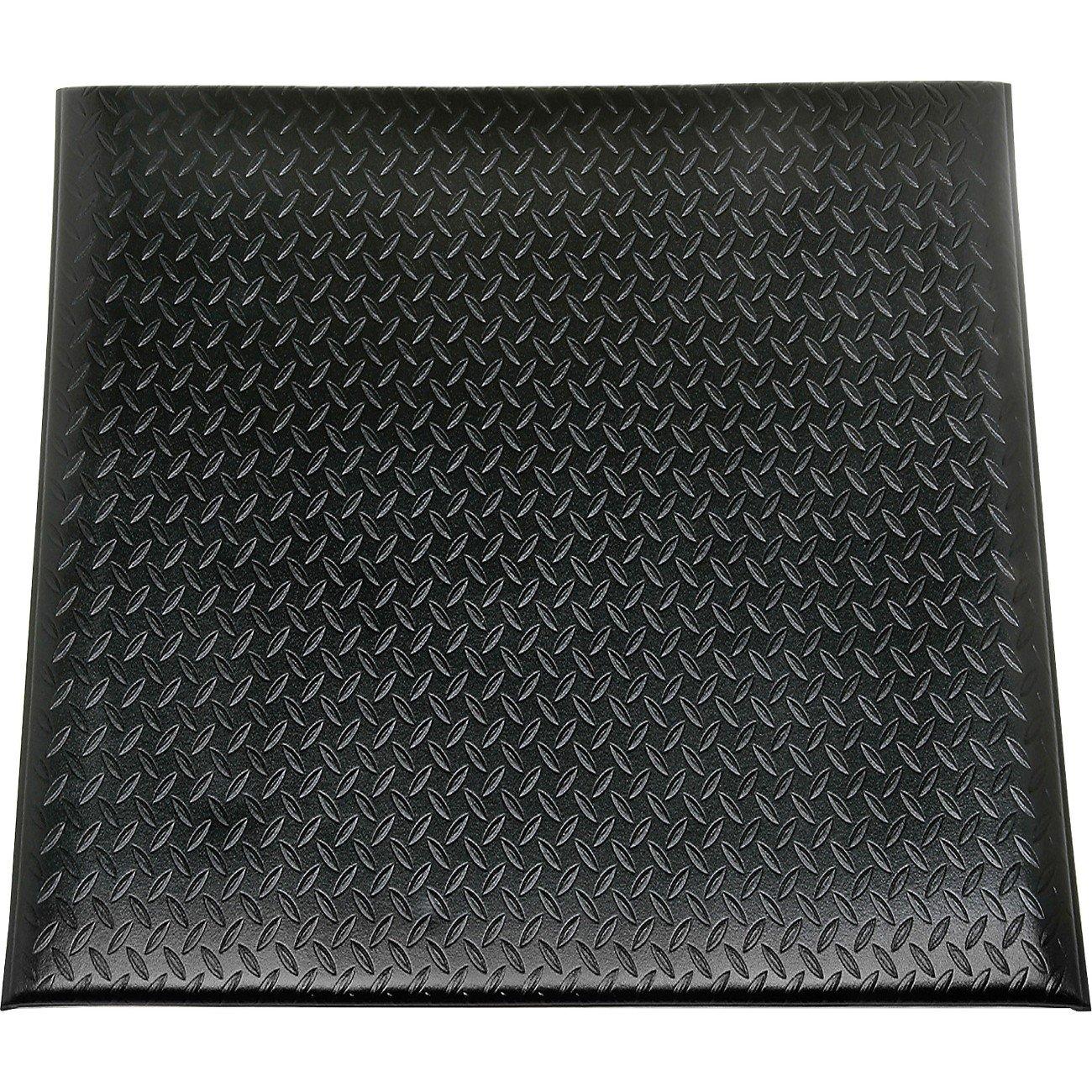 Skilcraft MAT, Floor, INDUSTRL, 2'X3', BK 2'X3' NIB - NISH