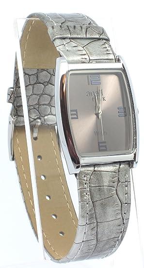Anaii Pink Wish - Reloj de pulsera mujer, sintético, color gris