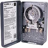 Tork 1101b Spst 40a 120v 24hr. Dial Timer