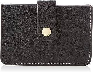 Damen Kartenm?ppchen - Rfid Mini Zip Card Case, Womens Wallet, Mehrfarbig (Bright Multi), 1.4x7x10.2 cm (B x H T) Fossil