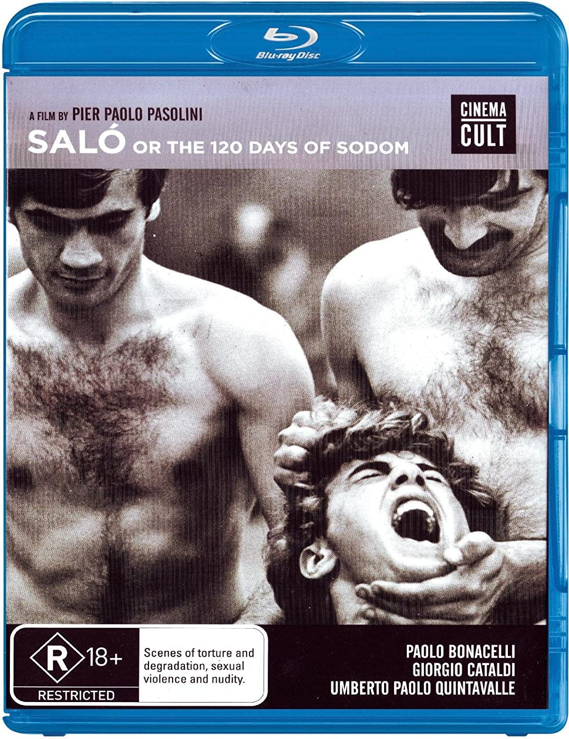 Salo or the 120 Days of Sodom [USA] [DVD]: Amazon.es: Paolo ...