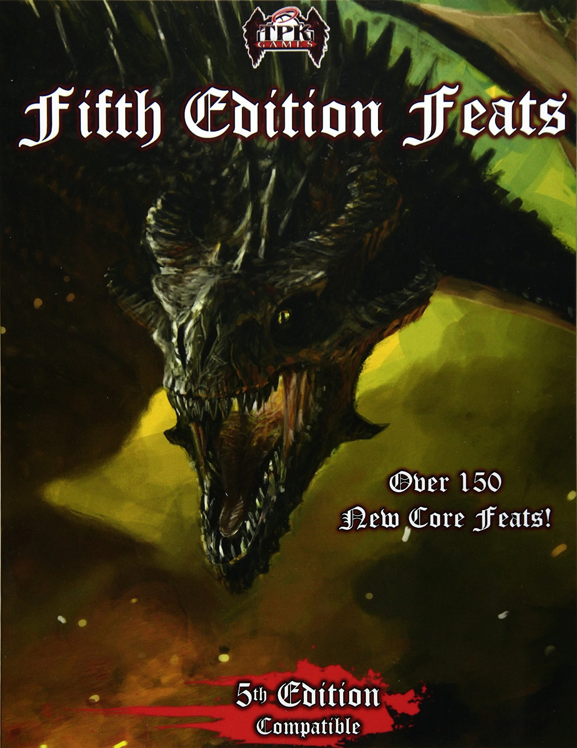 Fifth Edition Feats: Amazon co uk: Brian Berg: 9781530162437: Books