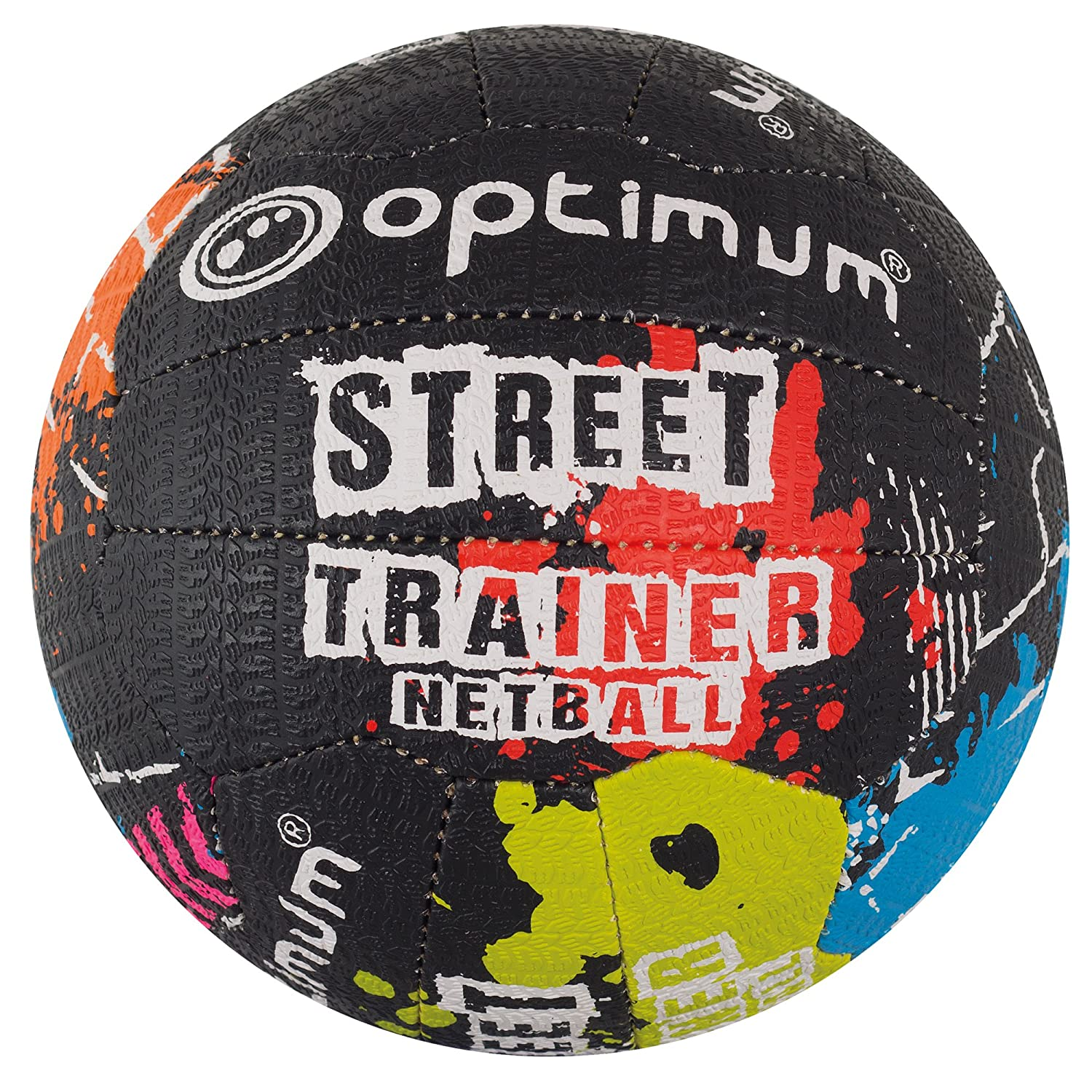 OPTIMUM Street Ballon de Netball Mixte