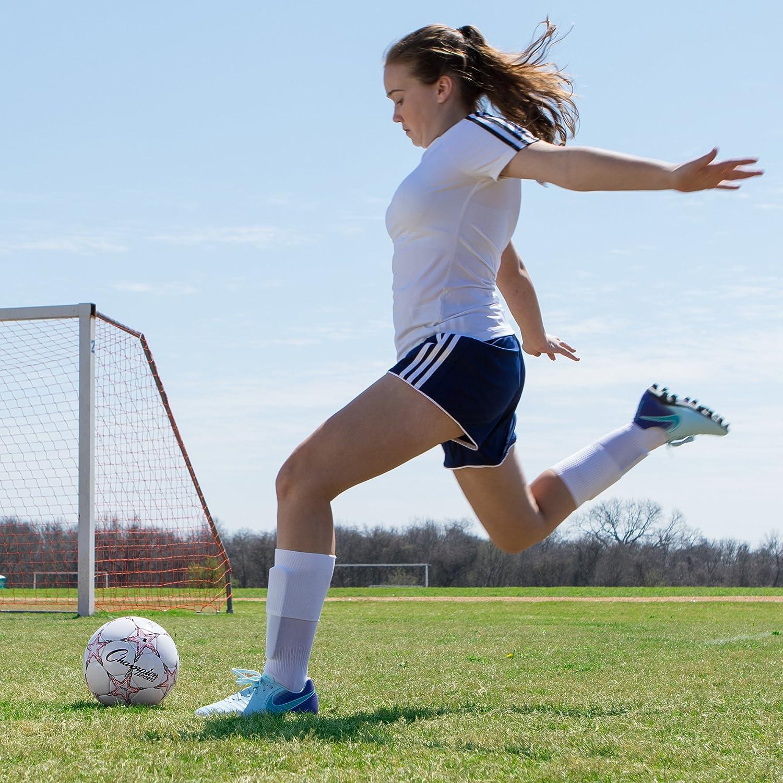 Champion Sports Viper Soccer Ball Sizes 3 5 4