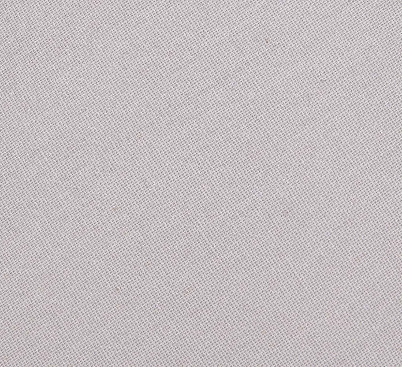 Better /& Best 50 Abat-jour rond en lin Taupe 50 cm