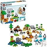 Wild Animals Set for Understanding Animal Habitats by LEGO Education DUPLO