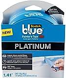 ScotchBlue Platinum Painter's Tape, 1.41 in. x 45 yd., 1-Roll (2098-36D)