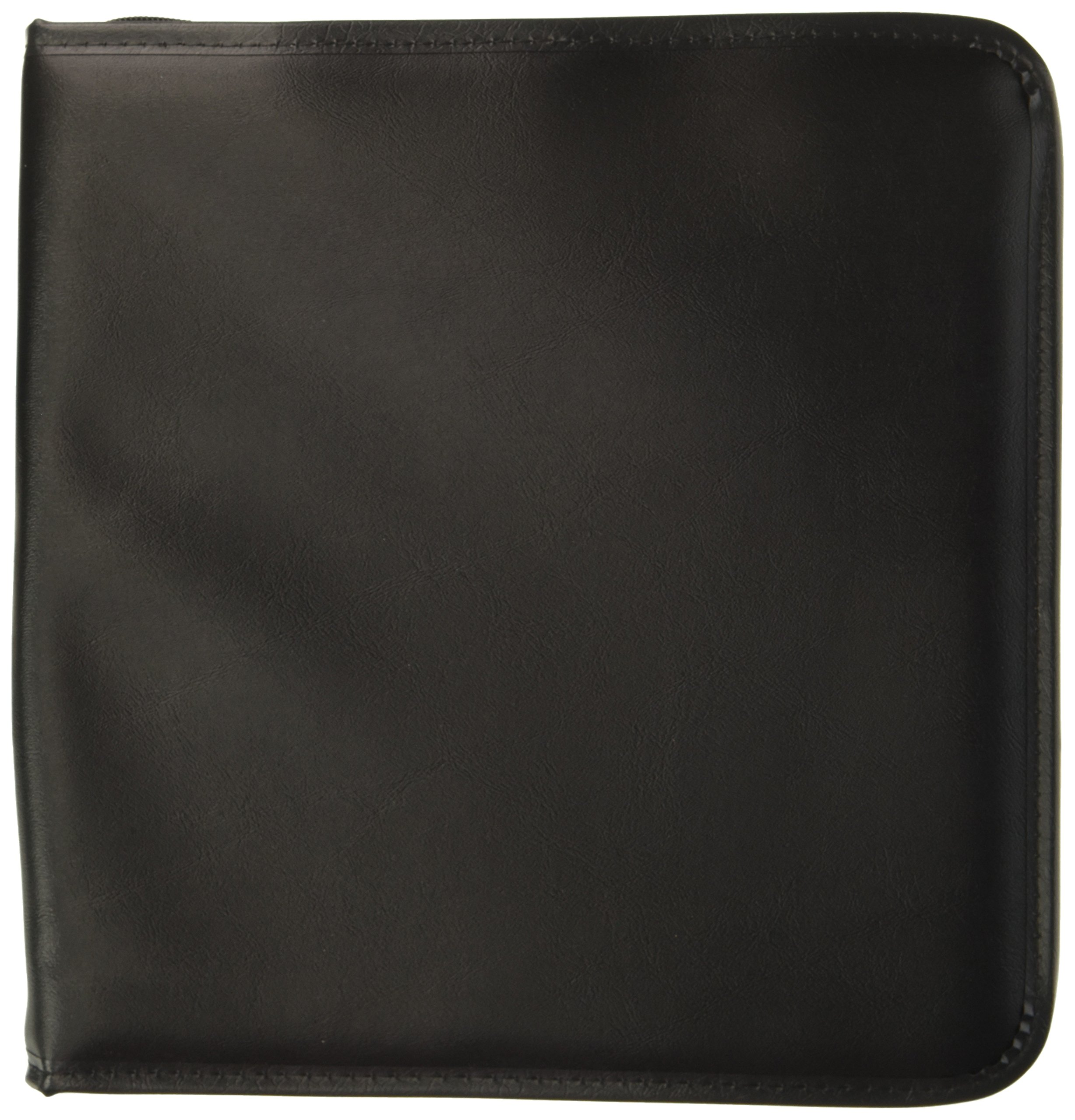 J.J. Keller 4179 Mid-Size Vinyl Zippered Loose-Leaf 3-Ring Binder