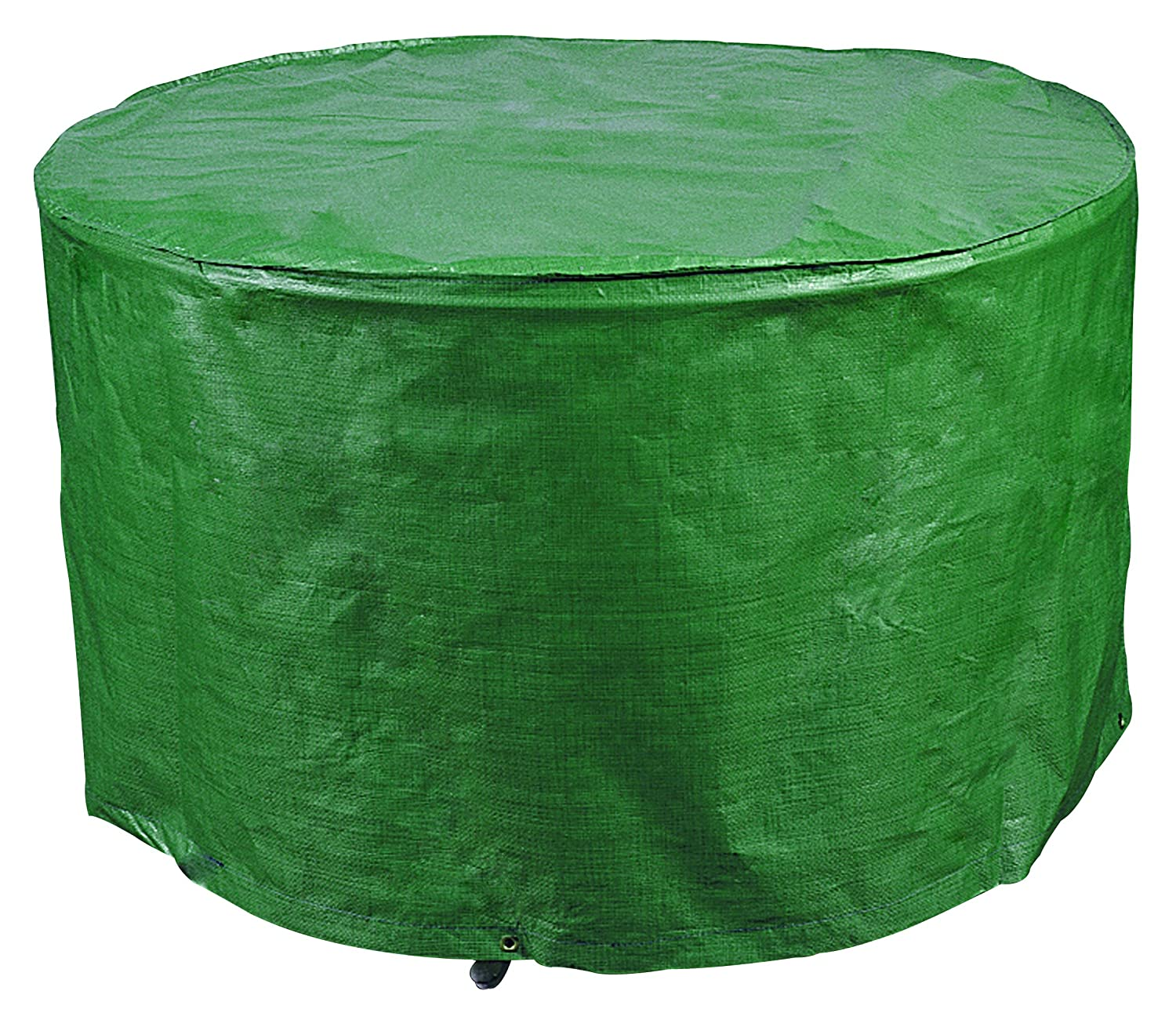 Bosmere D540 STORM BLACK 4 Seat Circular Table Cover Bosmere Products Ltd