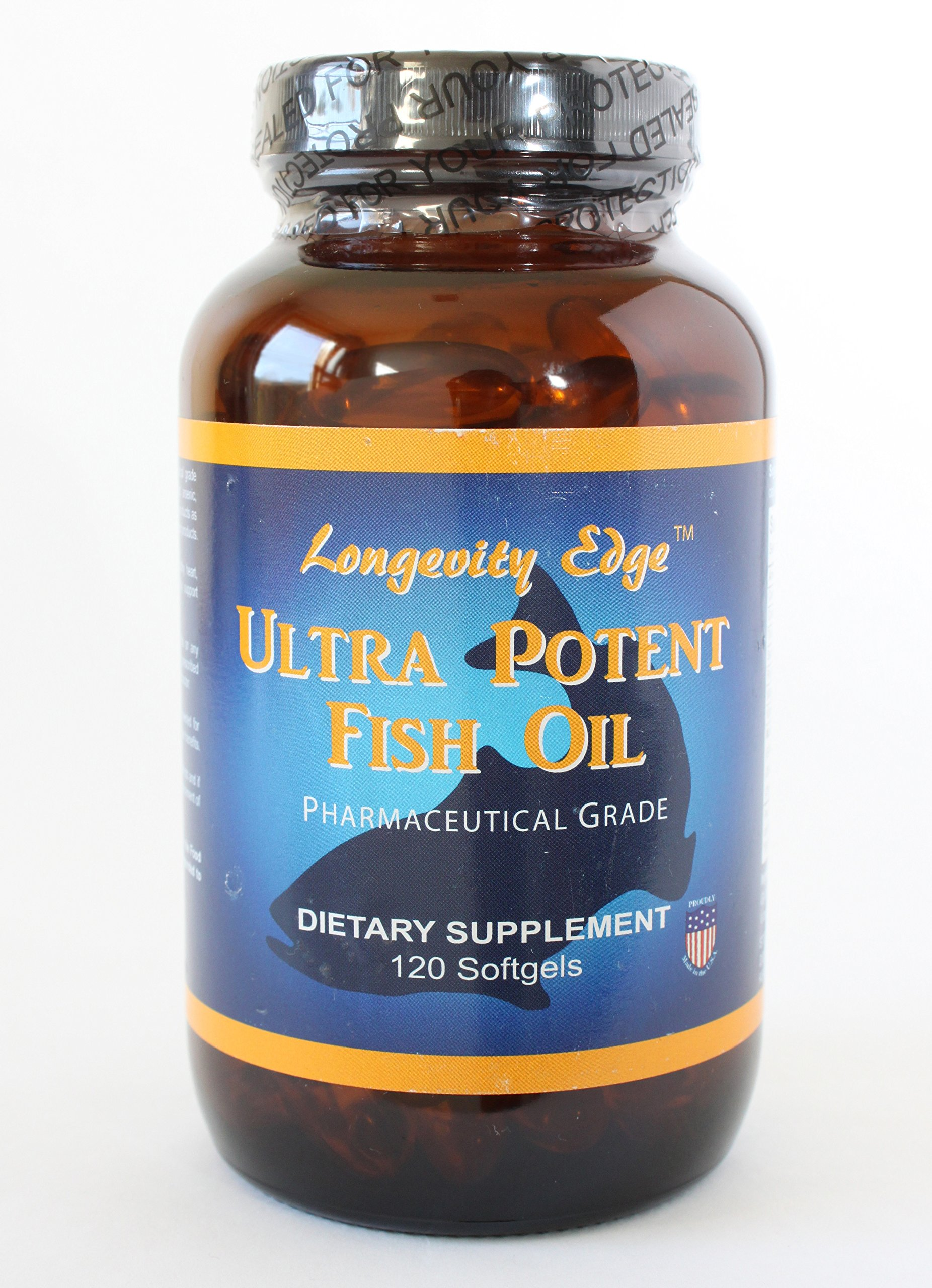 Ultra Potent Fish Oil PB v2.0