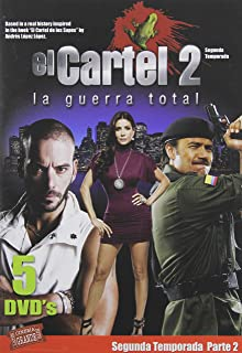 Amazon.com: Cartel-Season 2 Pt 1: Guerra Total: El Cartel ...