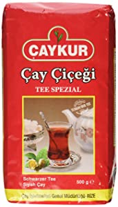 Caykur Black Tea - Bolive Market (Caykur Cay Cicegi Black Tea 500GR)Pack of 3
