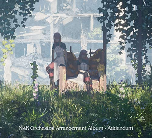 NieR Orchestral Arrangement Album - Addendum (「NieR Orchestral Arrangement Album - Addendum Special Disc」+Amazonロゴ柄CDペーパーケース付)
