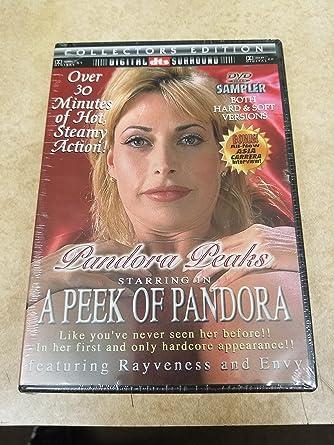 Apologise, Pandora peaks