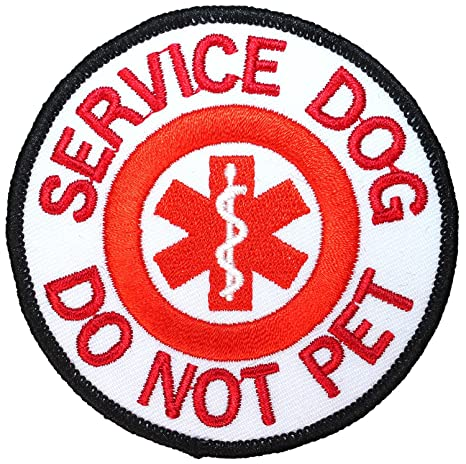 Small Service Dog Vests And Patches