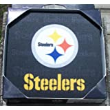 NFL Pittsburgh Steelers Neoprene Coaster, 4-Pack