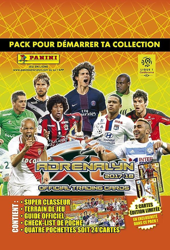 Panini 2320 – 015 Foot Adrenalyn Starter Pack: Amazon.es: Juguetes y juegos